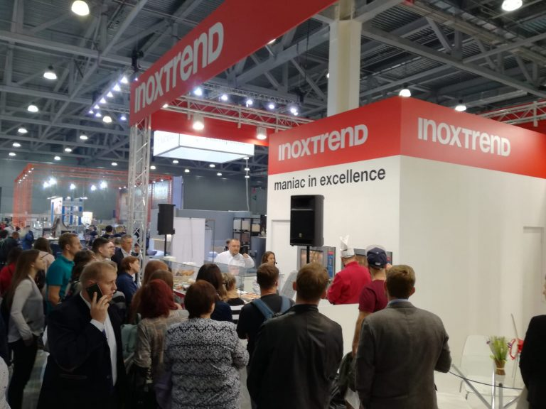 Inoxtrend lands in Moscow